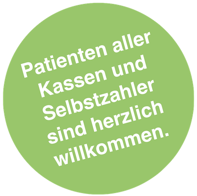 button patienten